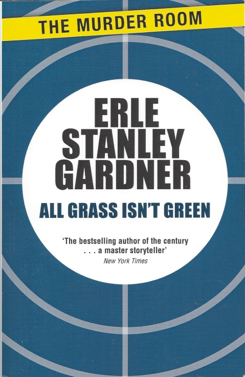 Book cover: All Grass Isn't Green
