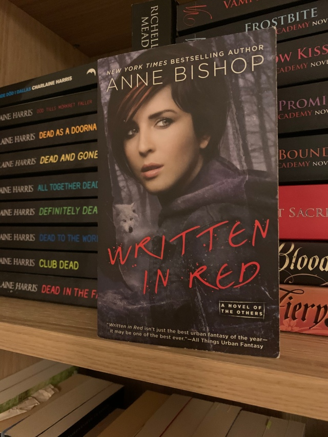 Read Written In Red The Others 1 By Anne Bishop